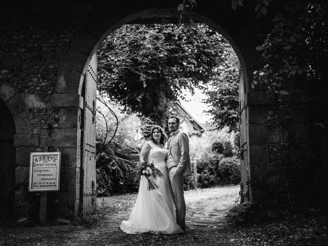 Le mariage de Romain et Mélanie  à Saint-Victor-l'Abbaye, Seine-Maritime 63