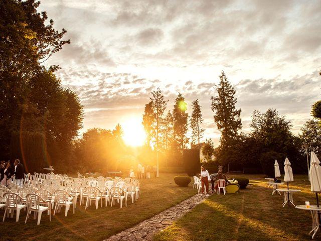 Le mariage de Romain et Mélanie  à Saint-Victor-l'Abbaye, Seine-Maritime 67