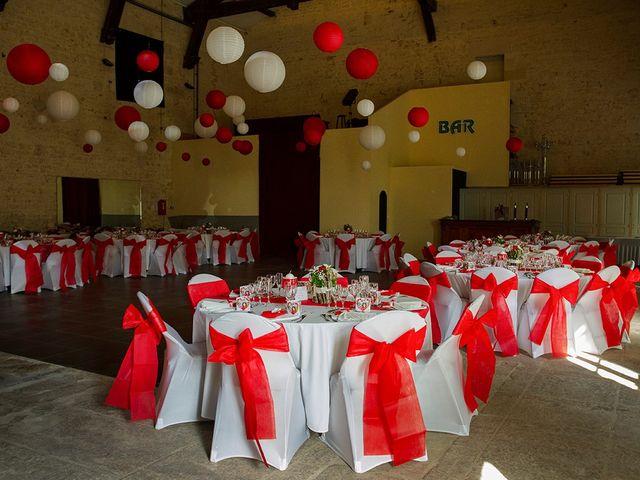 Le mariage de Damien et Kathy à Thénac, Charente Maritime 14
