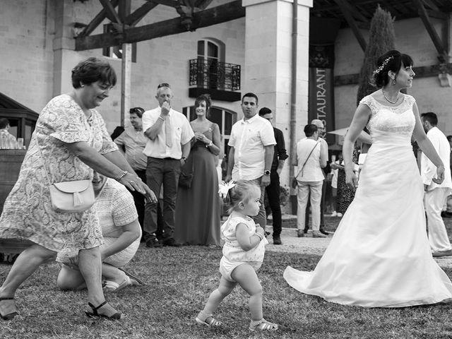 Le mariage de Damien et Kathy à Thénac, Charente Maritime 18