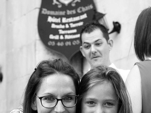 Le mariage de Damien et Kathy à Thénac, Charente Maritime 21
