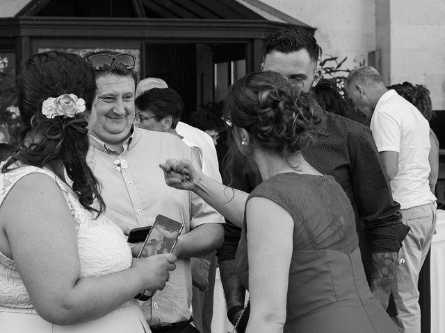 Le mariage de Damien et Kathy à Thénac, Charente Maritime 22