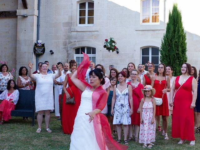 Le mariage de Damien et Kathy à Thénac, Charente Maritime 28