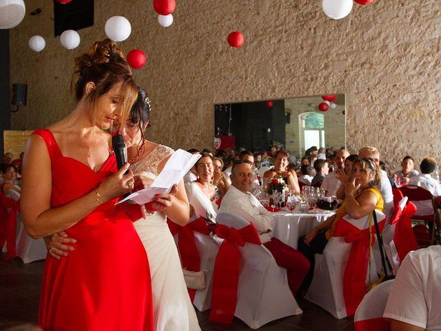 Le mariage de Damien et Kathy à Thénac, Charente Maritime 30