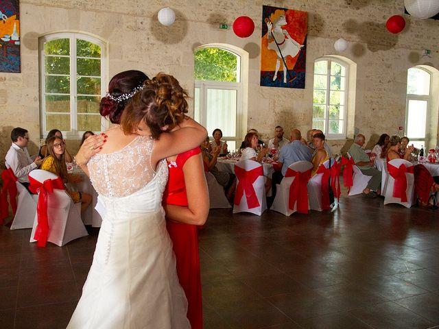 Le mariage de Damien et Kathy à Thénac, Charente Maritime 31