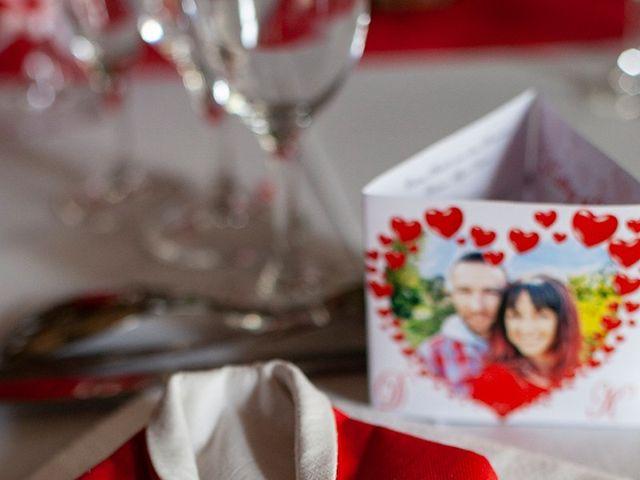 Le mariage de Damien et Kathy à Thénac, Charente Maritime 33