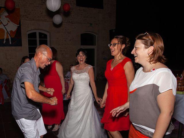 Le mariage de Damien et Kathy à Thénac, Charente Maritime 38