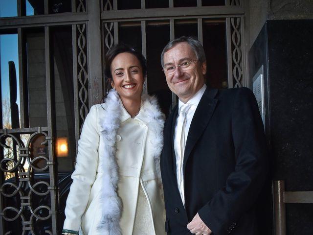 Le mariage de Patrick et Monia à Paris, Paris 14