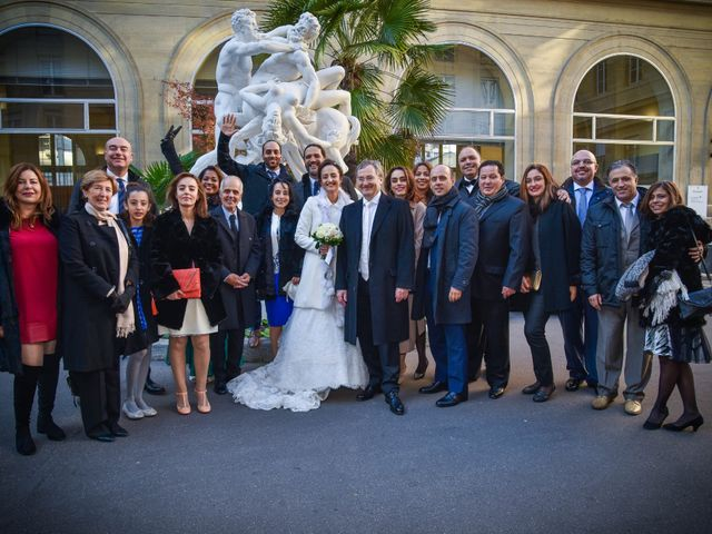 Le mariage de Patrick et Monia à Paris, Paris 15
