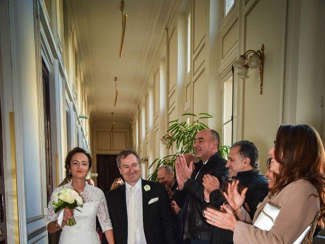 Le mariage de Patrick et Monia à Paris, Paris 16