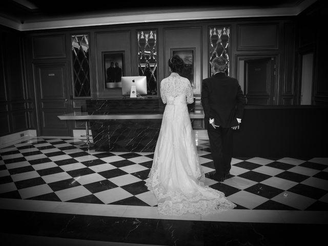 Le mariage de Patrick et Monia à Paris, Paris 22