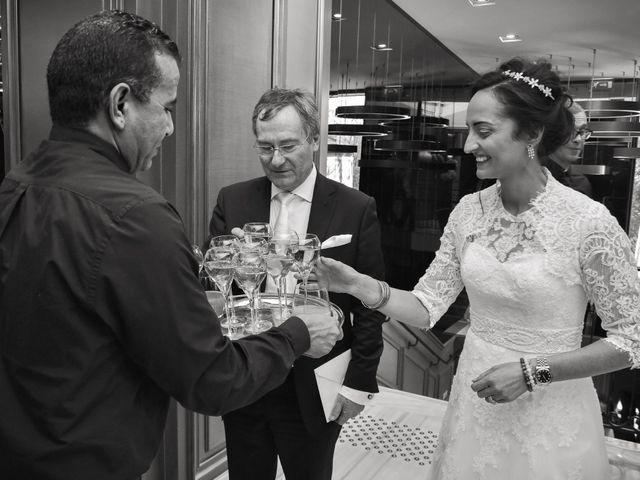 Le mariage de Patrick et Monia à Paris, Paris 24
