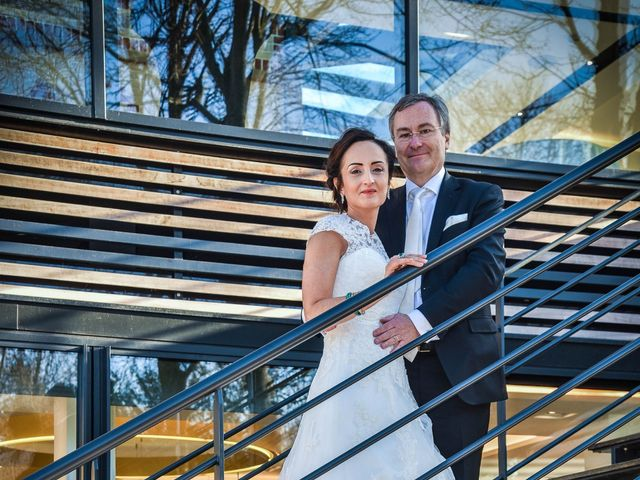 Le mariage de Patrick et Monia à Paris, Paris 29