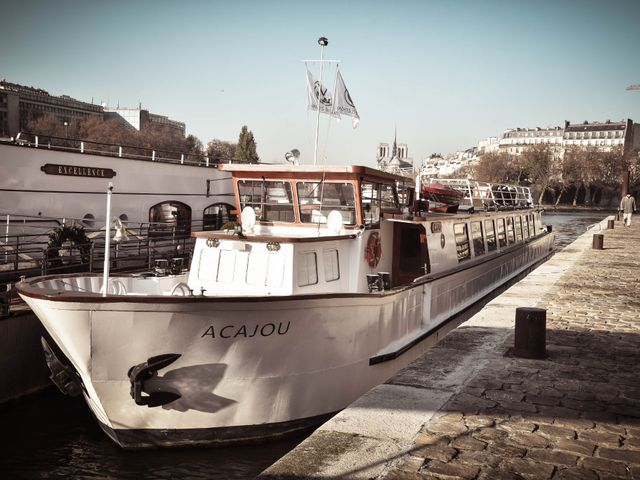 Le mariage de Patrick et Monia à Paris, Paris 44