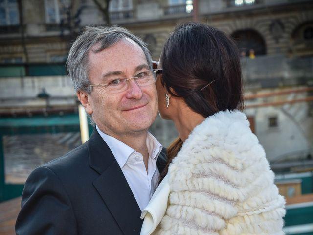 Le mariage de Patrick et Monia à Paris, Paris 50