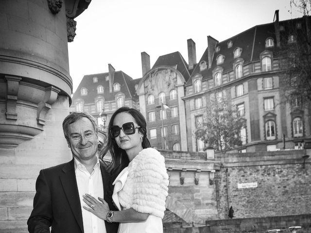 Le mariage de Patrick et Monia à Paris, Paris 51