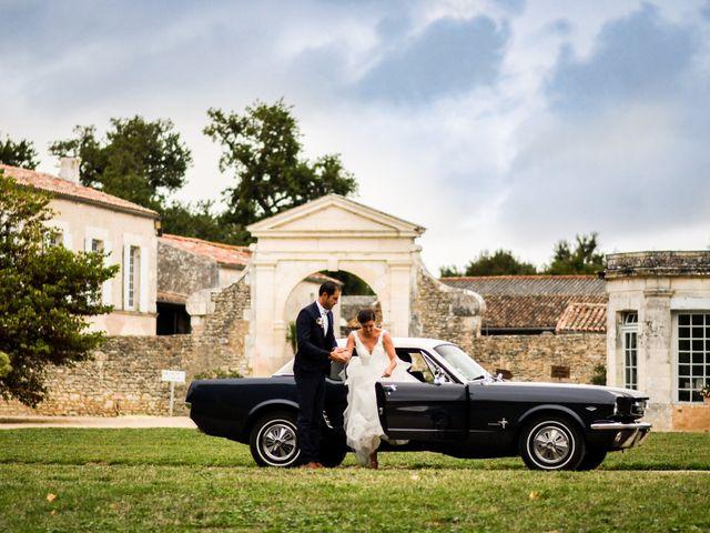 Le mariage de Pierre et Claire à Dompierre-sur-Mer, Charente Maritime 33