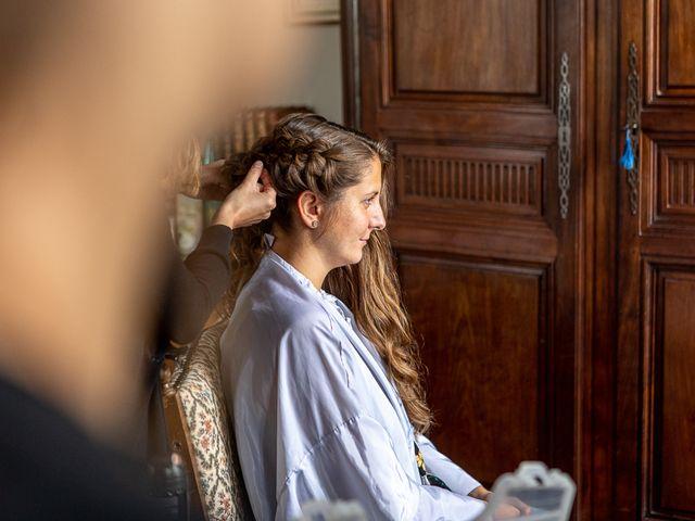 Le mariage de Simon et Laura à Urzy, Nièvre 7