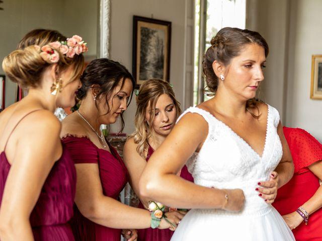 Le mariage de Simon et Laura à Urzy, Nièvre 26