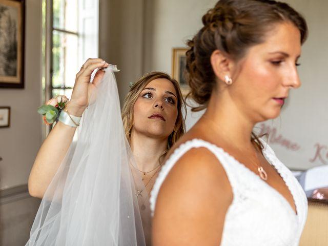 Le mariage de Simon et Laura à Urzy, Nièvre 28