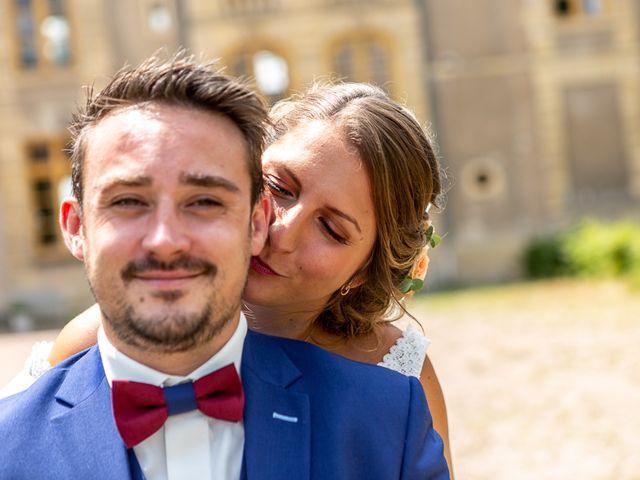 Le mariage de Simon et Laura à Urzy, Nièvre 30