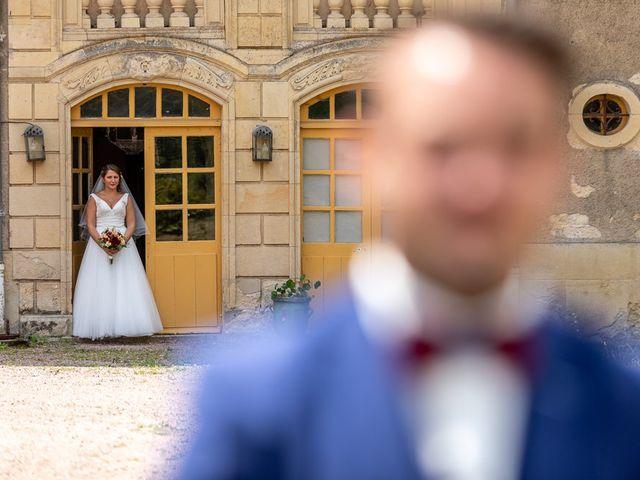 Le mariage de Simon et Laura à Urzy, Nièvre 33