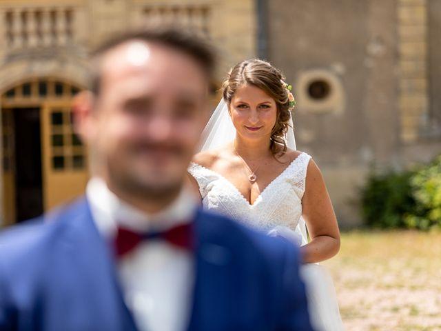 Le mariage de Simon et Laura à Urzy, Nièvre 34