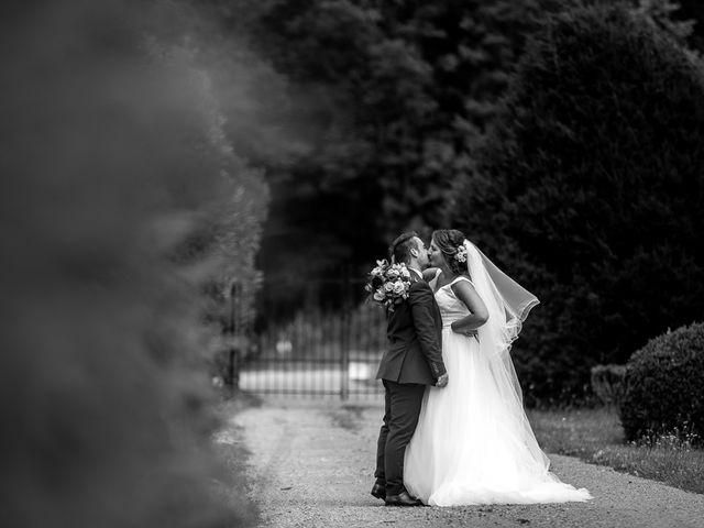 Le mariage de Simon et Laura à Urzy, Nièvre 37