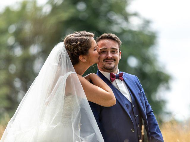 Le mariage de Simon et Laura à Urzy, Nièvre 40