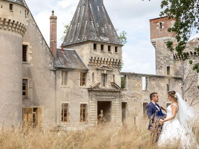 Le mariage de Simon et Laura à Urzy, Nièvre 41