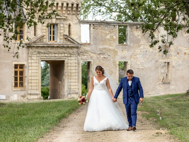 Le mariage de Simon et Laura à Urzy, Nièvre 46