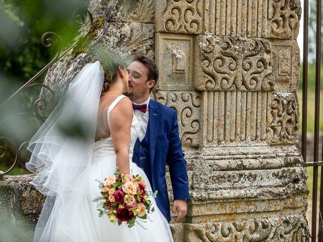 Le mariage de Simon et Laura à Urzy, Nièvre 48