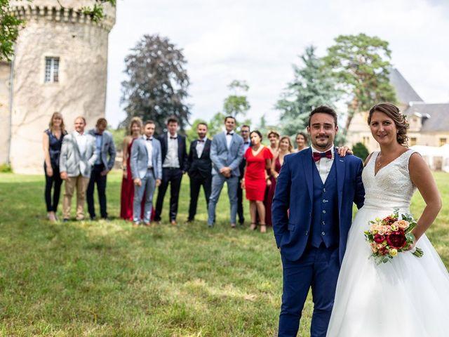 Le mariage de Simon et Laura à Urzy, Nièvre 51