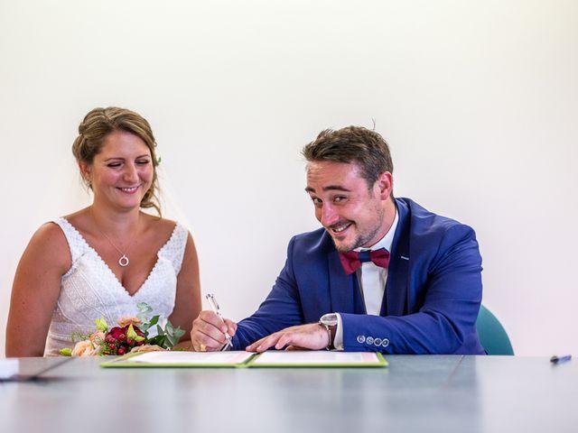 Le mariage de Simon et Laura à Urzy, Nièvre 57