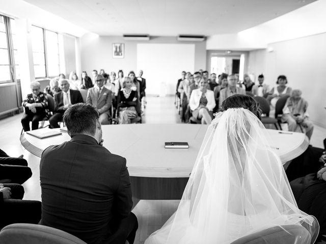 Le mariage de Simon et Laura à Urzy, Nièvre 59