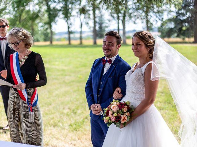Le mariage de Simon et Laura à Urzy, Nièvre 68