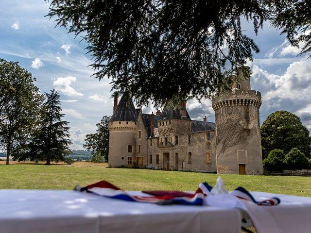 Le mariage de Simon et Laura à Urzy, Nièvre 69