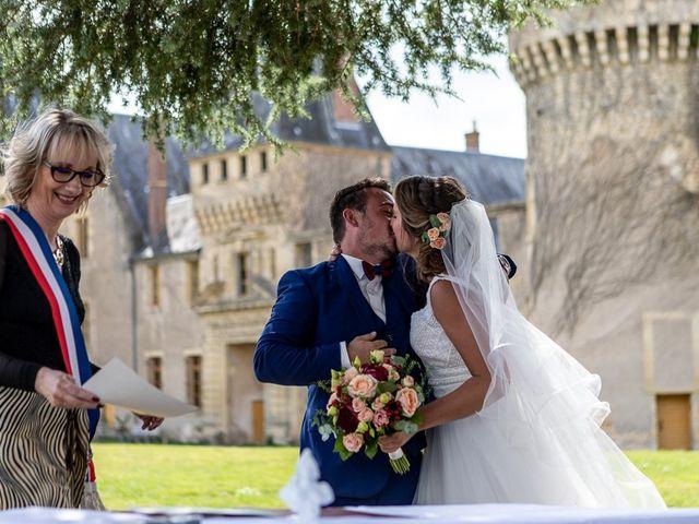 Le mariage de Simon et Laura à Urzy, Nièvre 71