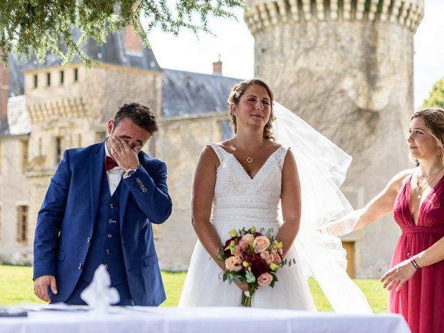 Le mariage de Simon et Laura à Urzy, Nièvre 72