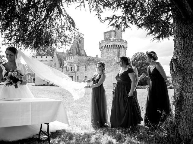 Le mariage de Simon et Laura à Urzy, Nièvre 74