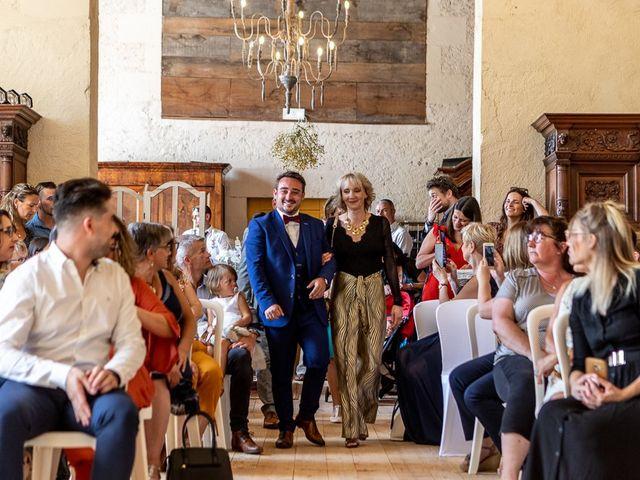 Le mariage de Simon et Laura à Urzy, Nièvre 81