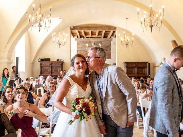 Le mariage de Simon et Laura à Urzy, Nièvre 84