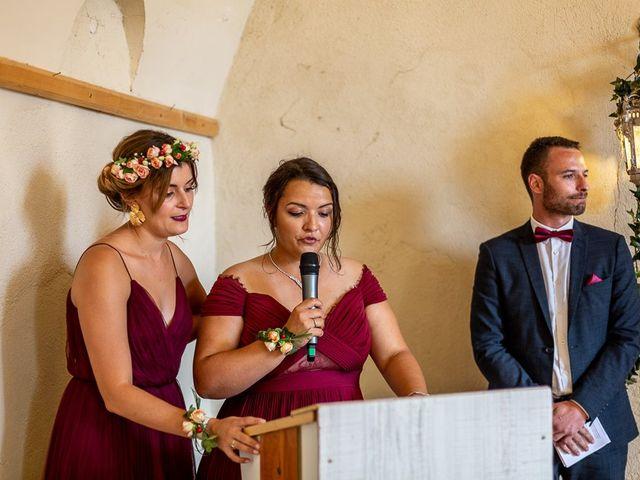 Le mariage de Simon et Laura à Urzy, Nièvre 86