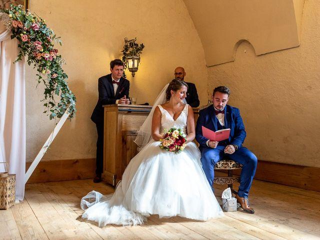 Le mariage de Simon et Laura à Urzy, Nièvre 87