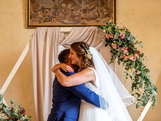 Le mariage de Simon et Laura à Urzy, Nièvre 91