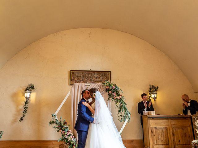 Le mariage de Simon et Laura à Urzy, Nièvre 92