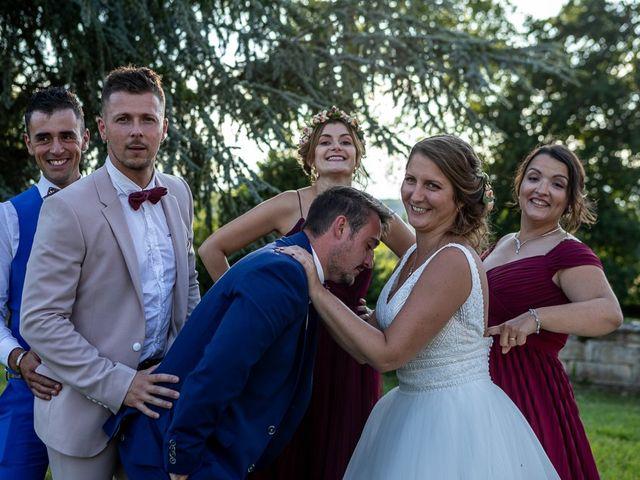 Le mariage de Simon et Laura à Urzy, Nièvre 105
