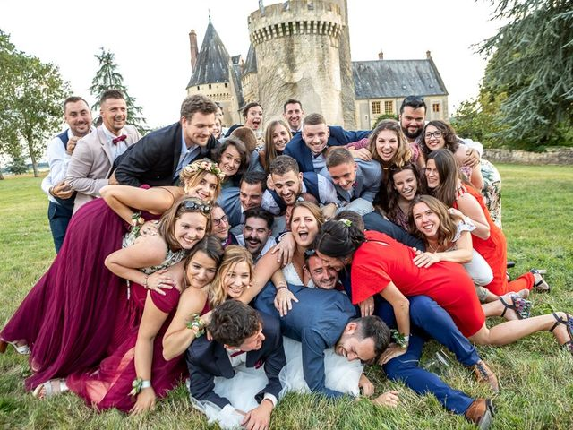 Le mariage de Simon et Laura à Urzy, Nièvre 117
