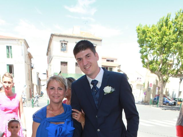 Le mariage de Jeremy et Sarah à Bessan, Hérault 15