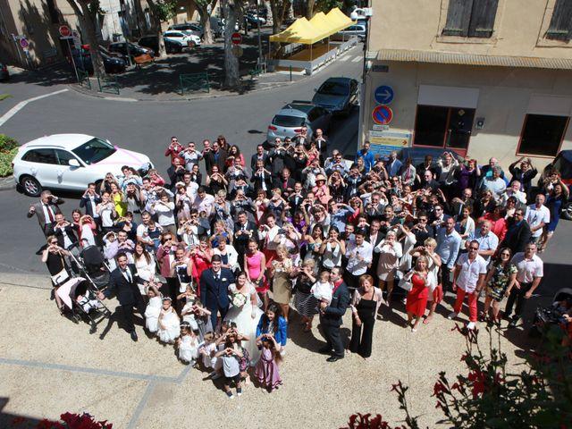 Le mariage de Jeremy et Sarah à Bessan, Hérault 22